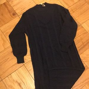Vintage Rodier Paris sweater dress